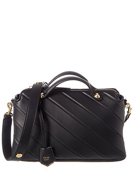 Fendi By The Way Medium Leather Shoulder Bag by Fendi