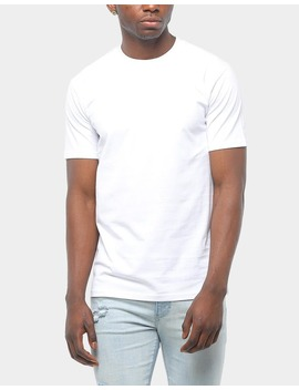 As Colour Classic Tee White by As Colour