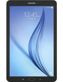 "Galaxy Tab E   9.6\""   16 Gb   Black by Samsung"
