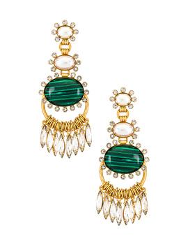 Bonnie Earrings by Elizabeth Cole