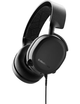 Arctis 3 Console 2019 Edition Wired Stereo Gaming Headset   Black by Steel Series
