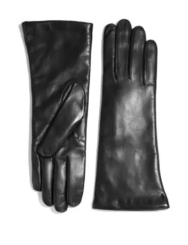 Leather Gloves by Saks Fifth Avenue