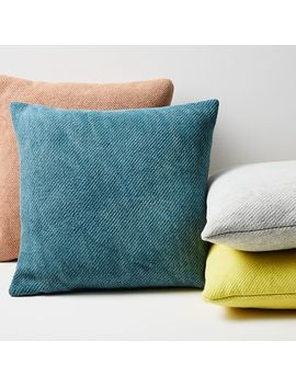 Outdoor Garment Washed Pillows by West Elm