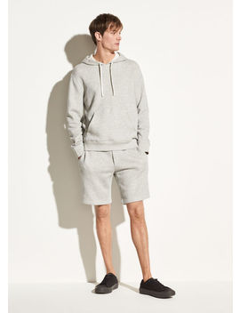 Plush French Terry Sweat Short by Vince