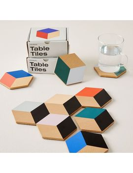 Table Tiles (Set Of 6) by West Elm
