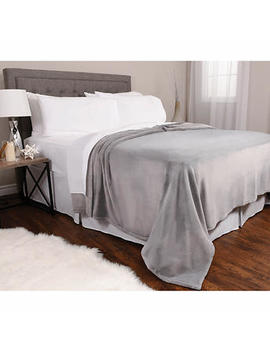 Kirkland Signature Plush Blanket by Kirkland Signature