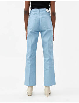 The A Jean In Pale Blue by Goldsign Goldsign