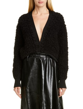 Crop Cardigan by Proenza Schouler