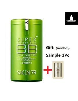 Skin79 Green Super+ Beblesh Balm Original Bb Cream Brightening Spf30/Pa++ Korea by Skin79