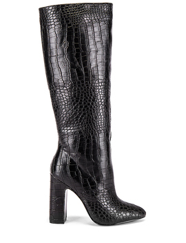 Greta Boot In Black by Lpa