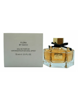 Flora By Gucci Eau De Parfum Natural Spray 75 Ml / 2.5 Fl.Oz. O/P (T) by Gucci