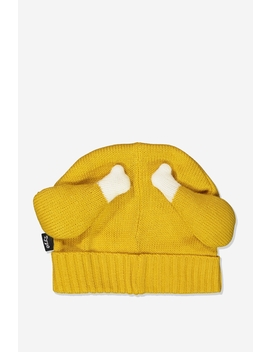 Novelty Beanie by Cotton On