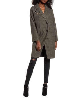 North Plaid Jacket by Vero Moda