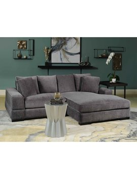 Royst Reversible Sectional With Ottoman by Wayfair