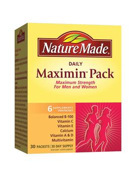 Nature Made Maximin Pack Daily Supplement Packets For Men & Women30.0ea by Walgreens