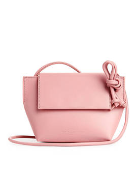 Leather Mini Bag by Arket