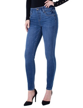 Gia Glider High Waist Skinny Jeans by Liverpool