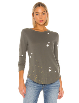 Military Stars Thermal Tee by Chaser