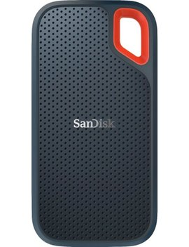 Extreme 2 Tb External Usb 3.1 Gen 2 Type A/Type C Portable Solid State Drive by San Disk