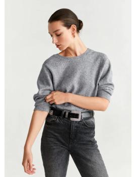 Sweter Z Kryształkami by Mango