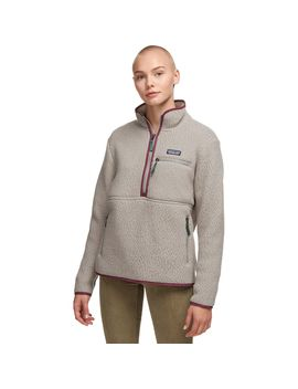 Retro Pile Marsupial Pullover   Women's by Patagonia