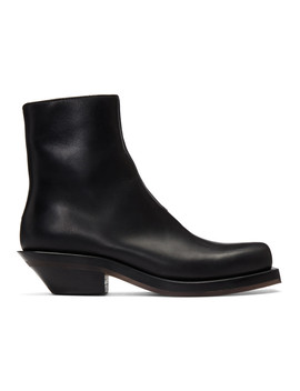 Bottes Noires N5 by Ion