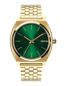 Nixon Time Teller Gold &Amp; Green Analog Watch by Nixon Watches