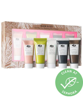 Mask & Go Set: On The Go Masking Must Haves by Origins