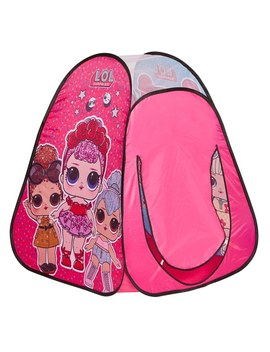 L.O.L. Surprise! Pop Up Play 4 Sided Tent by Smyths