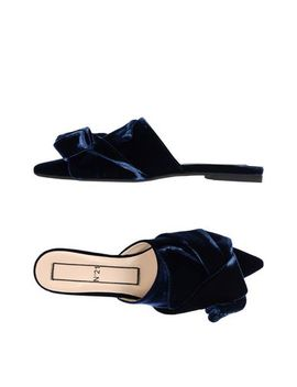Open Toe Mules by N°21