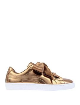 Basket Heart Luxe Wn's by Puma