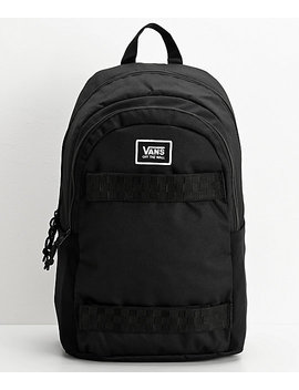 Vans Strand Skate Black Backpack by Vans