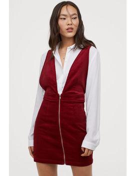 Pinafore Dress by H&M