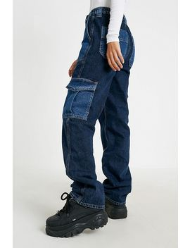 "Bdg – Patchwork Jeans ""Skate"" by Bdg Shoppen"
