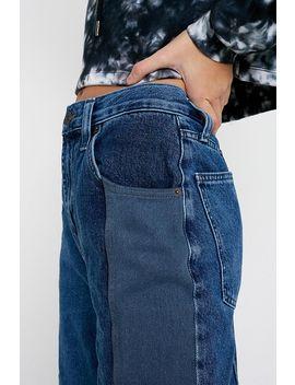 Bdg – Moderne Boyfriend Jeans Mit Einzelnen Stoffteilen by Bdg Shoppen