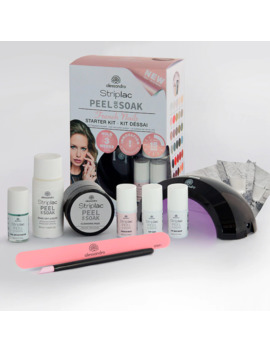 Starter Kit French Nagellack Set Alessandro Striplac by Alessandro