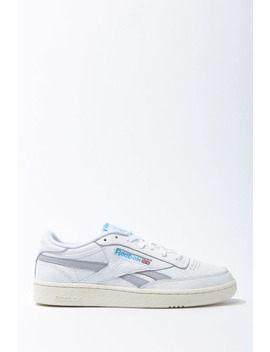 Men Reebok Club C Revenge Sneakers by Forever 21