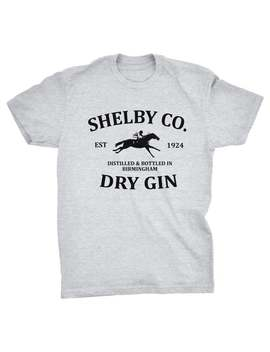 Selby Co. Dry Gin Birmingham British Gangster Peaky Blinders Unisex T Shirt by Etsy