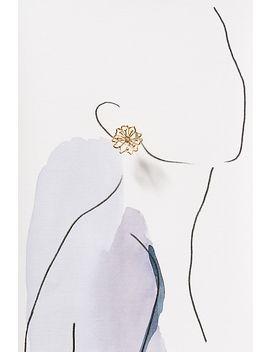 Elizabeth Cole Nickie Post Earrings by Elizabeth Cole