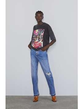 Fame™ Print T by Zara
