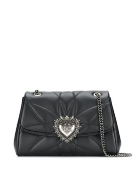 Large Devotion Shoulder Bag by Dolce & Gabbana