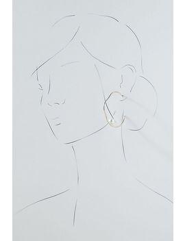 Jem Hoop Earrings by Shashi