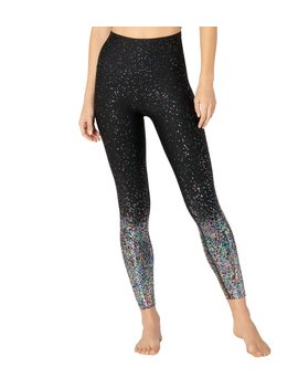 Alloy Ombre High Waisted Midi Yoga Leggings by Yoga Outlet