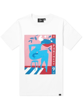 By Parra Apartment Nein Tee by By Parra