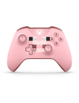 Official Xbox One Wireless Controller: Minecraft Pig by Game