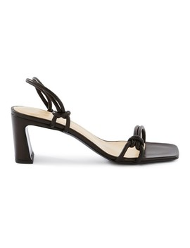 Charlie High Heeled Sandals by By Far