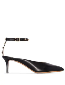 Valentino Garavani Rockstud 60mm Pumps by Valentino