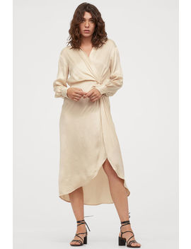 Kupro Karışımlı Elbise by H&M