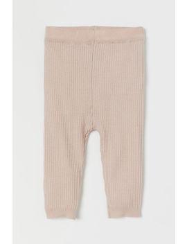 Merino Wool Leggings by H&M