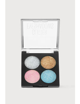 Glittery Eye Shadow Palette by H&M